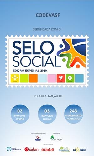 Selo Social 2020