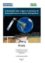 Capa - Anais do 2º Seminário Solo e Água no Contexto de Desenvolvimento em Bacias Hidrográficas.jpg