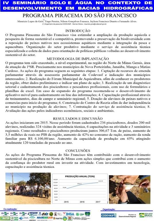 35 - Programa piracema do São Francisco.JPG