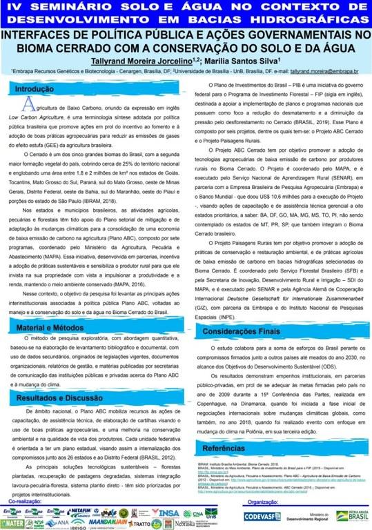 45 - Interfaces de política pública e ações governamentais no bioma cerrado com a conservação do solo e da água.JPG