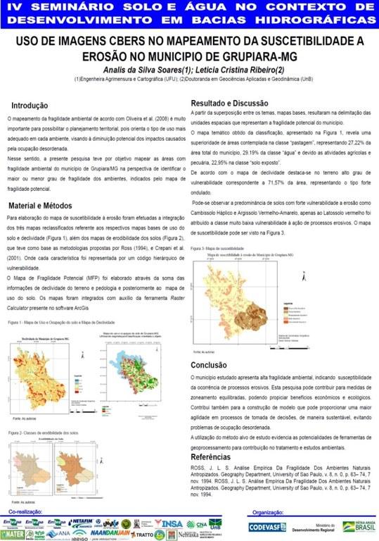 5 - Uso de imagens CBERS no mapeamento da suscetibilidade a erosão no município de GrupiaraMG.JPG