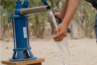 Acesso a água