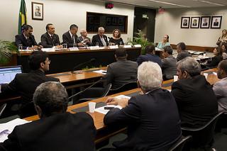 Audiência Revitalização Câmara dos Deputados
