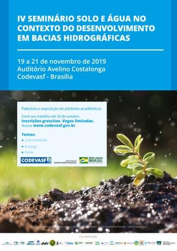 Banner: IV Seminário Solo e Água no Contexto de Desenvolvimento em Bacias Hidrográficas.jpg