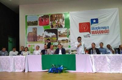Codevasf participa de debate sobre ações de desenvolvimento regional em Alcântara (MA)