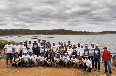 Capacitação em piscicultura em Paulistana (PI)