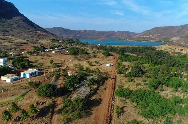 Projeto público de irrigação Ceraíma/BA. Créditos: Divulgação / Codevasf