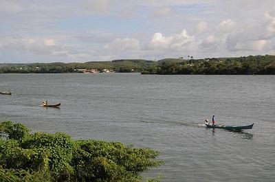 Rio Parnaíba no Piauí