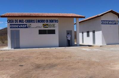 Codevasf instala unidade de beneficiamento de mel em Paratinga (BA)