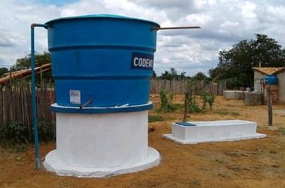 Codevasf investe mais de R$ 30 milhões em infraestrutura hídrica no Norte da Bahia