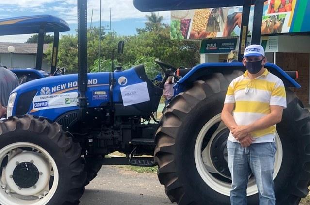 Codevasf investe na mecanização da agricultura familiar em municípios do Piauí