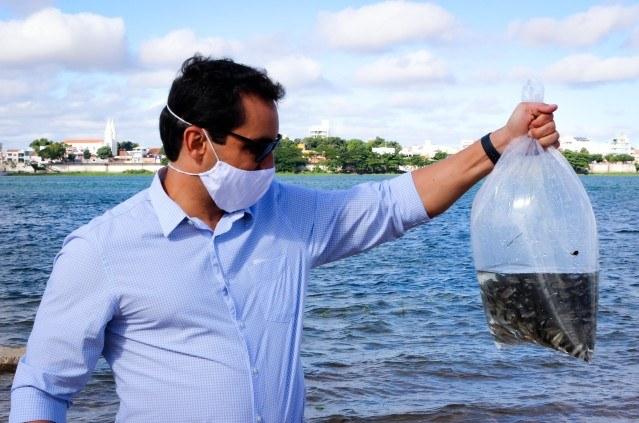 Peixamento em Petrolina