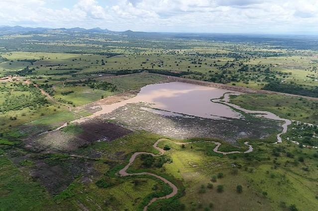 Barragem Tanque Novo