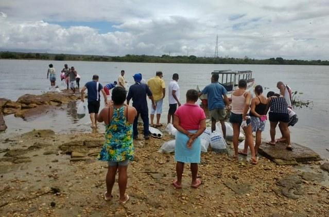 Codevasf realiza peixamentos em festejos religiosos no interior de Sergipe.jpeg