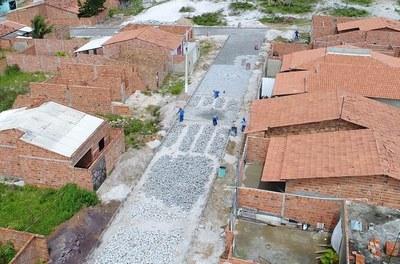 Imagem ilustrativa: Pavimentação de vias