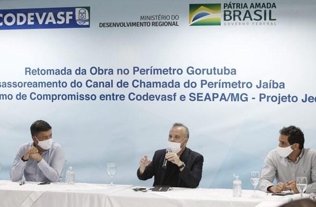 Governo Federal autoriza investimentos de R$ 60 milhões para o Norte de Minas 2.jpg