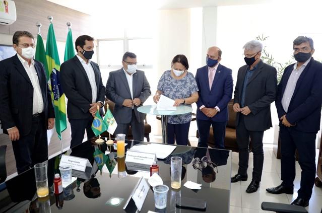 Governo federal investirá R$ 280 milhões nas obras do Projeto Seridó. Foto: Sandro Menezes
