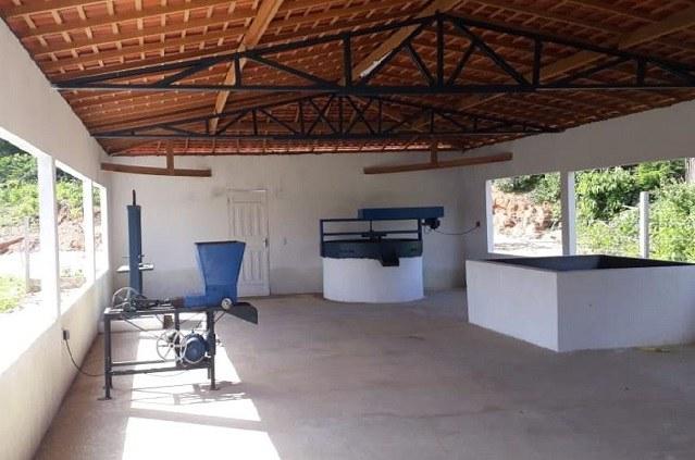 Unidade de farinha Itapecuru Mirim