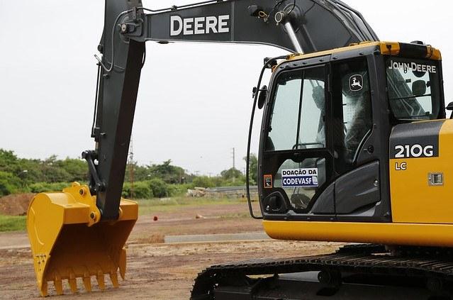 Codevasf investiu R$ 2 bilhões em obras de infraestrutura e aquisição de máquinas e equipamentos em 2020